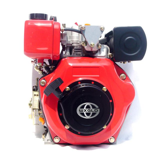 单缸风冷柴油机
