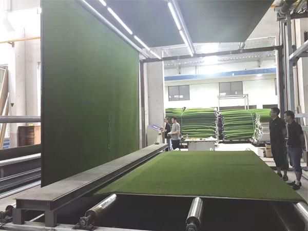人造草坪涂胶机