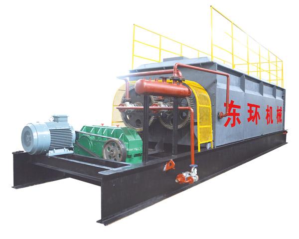 双螺旋污泥烘干机DH-50