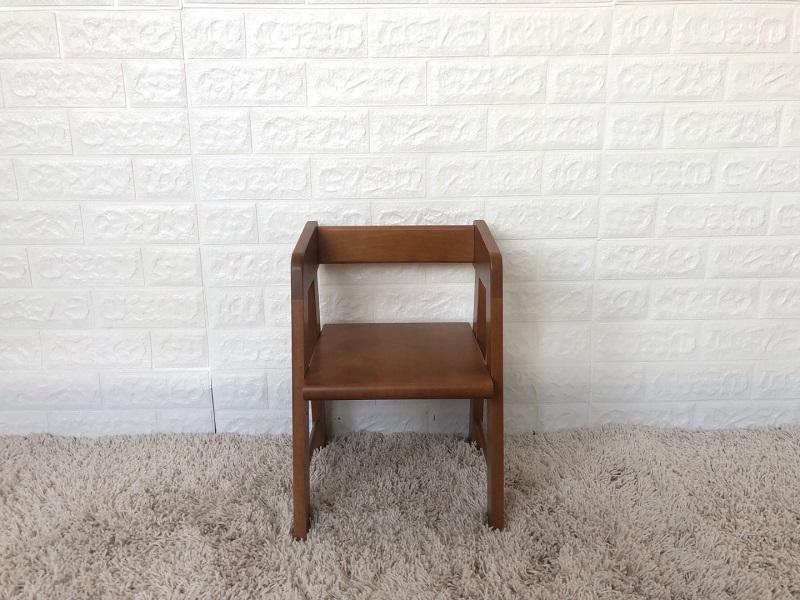 Baby Chair-Short Light Brown