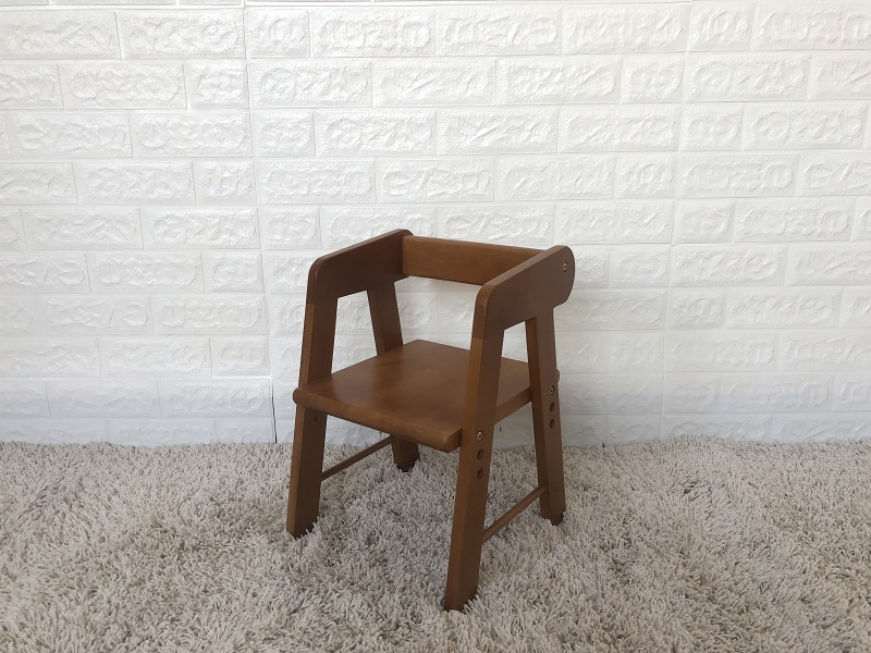 Baby Chair-Short Light Brown