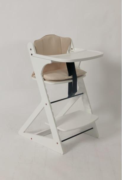 High Chair White